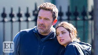 Ben Affleck And Ana De Armas' Rumoured Romance