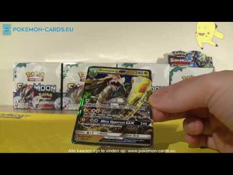 [Pt.1]Guardians Rising 4 boosterbox openings/unpacking - Double Tapu Lele!