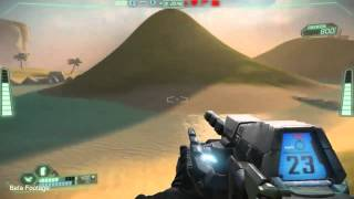 Tribes: Ascend - Gameplay Movie 2 (PC, Xbox 360)