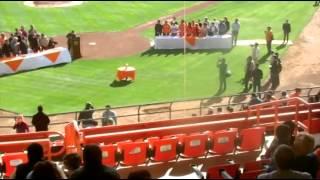 Homenaje Memorable Sr. Luis Antonio Esparza Flores Parque Algodoneros de Delicias