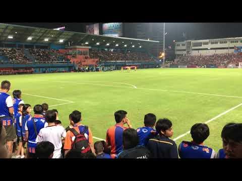 Port FC VS Pattaya