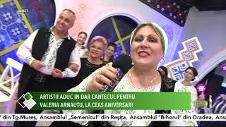 Angela Calin - Sunt la jumatatea vietii (Ramasag pe folclor - ETNO TV - 03.07.2019)