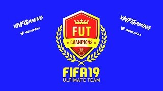 FUT CHAMPIONS WEEKEND LEAGUE #1 p1 - IT BEGINS!!! (FIFA 19) (LIVE STREAM)