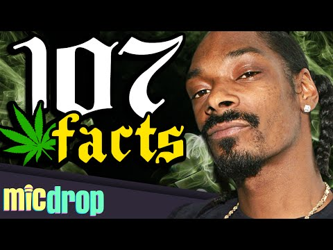 107 Snoop Dogg  Facts YOU Should Know Ep 4 - Mirop