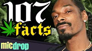 107 Snoop Dogg Music Facts YOU Should Know (Ep #4) - MicDrop