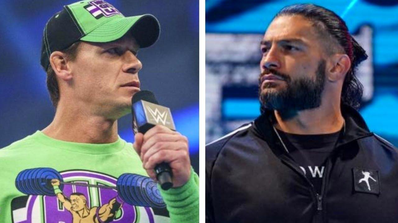 John Cena FINALLY Comments On Roman Reigns & Cena Vs Roman Plans For Summerslam 2021 |