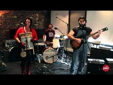 "Reverend Peyton's Big Damn Band ""Pot Roast And Kisses"" Live At KDHX 2/22/15"