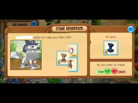 Image of: Magenta Animal Jam What Is Solid Blue Top Hat Worth Youtube Animal Jam What Is Solid Blue Top Hat Worth Youtube