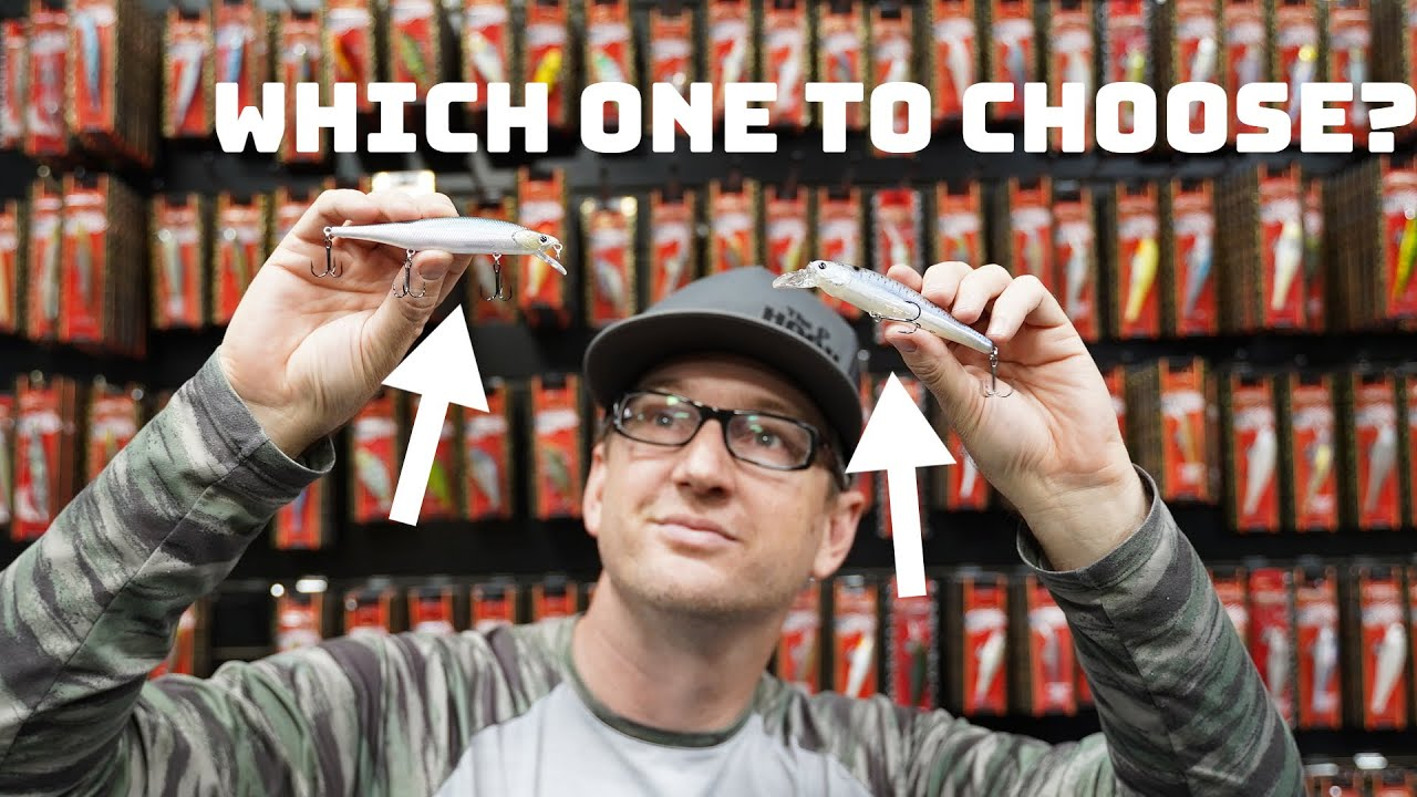 Download Breaking Down Every Lucky Craft Jerkbait! Which One To Choose?!