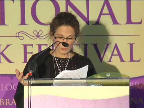 Julia Alvarez - 2009 National Book Festival