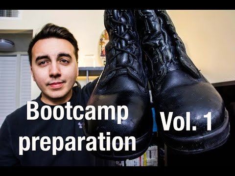 Navy Bootcamp Prep: How To Wear The Uniform Vol. 1 (2017)