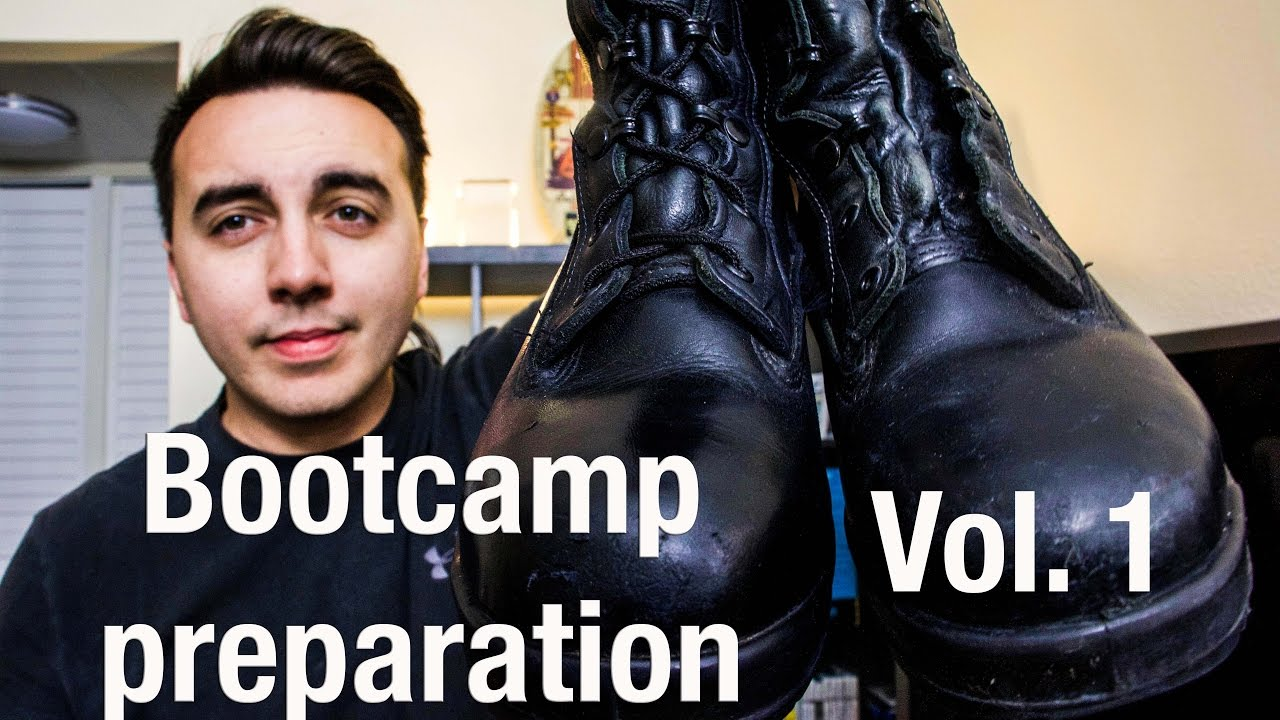 28a3934132bb Navy Bootcamp Prep  How to wear the uniform Vol. 1 (2017) - YouTube