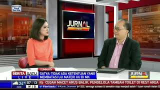 Dialog: Tak Gaduh Uji Materi UU Pemilu #1