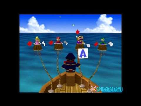 Mario Party - Shy Guy Says