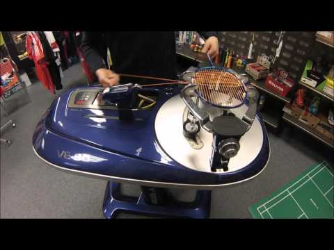 Besaitungsservice Racket-Outlet