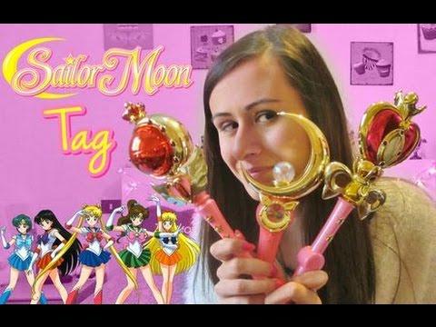 Sailor Moon Tag ☽ - ErikaKawaii