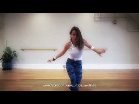Atrévete-Te-Te, by Calle 13 - Zumba With Carolina B (LEG WORK)