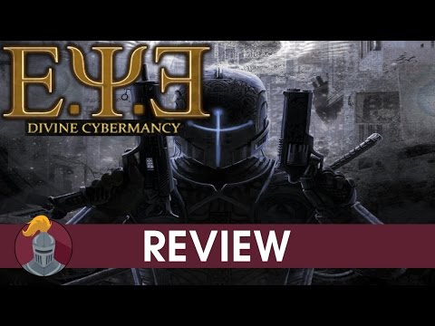 E.Y.E.: Divine Cybermancy Review