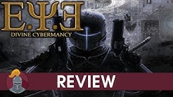 E.Y.E. Divine Cybermancy Review