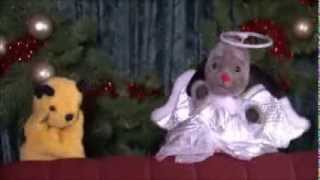 Sweep from The Sooty Show sings 'Away in a Manger'
