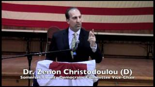 Somerset County, NJ Dems Convention 03-21-2012 Part 4 Federal Candidates by Zenon Christodoulou