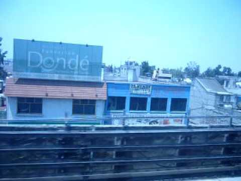 Metro D F Estaciones Consulado Martin Carrera Linea 4 Youtube