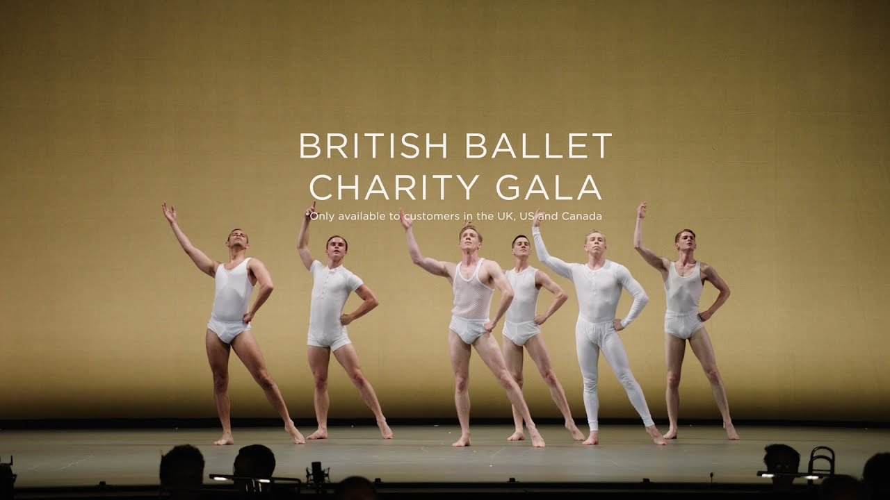 Trailer: Stream the British Ballet Charity Gala from 18 June 2021