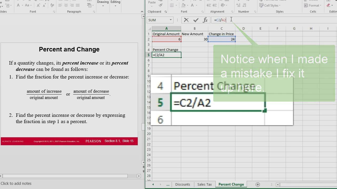 making financial calculators with excel youtube