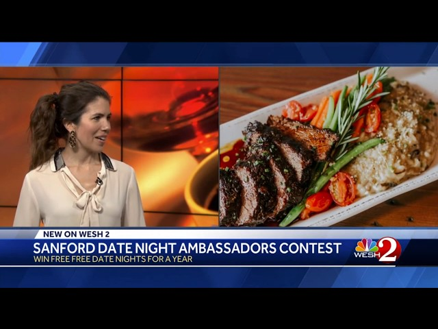 Sanford Date Night Giveaway - Free Date Nights for a Year