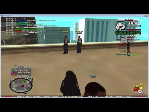 Sa:Mp - Canlı Yayın[3] ve Turnuva | Team Advance Online