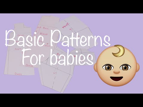 Basic Patterns for babies ~ Cloud factory