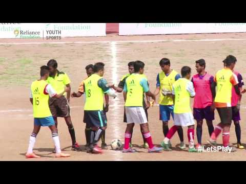 RFYS: Pune College Boys - AISSMS College vs Pimpri Chinchwad College Highlights