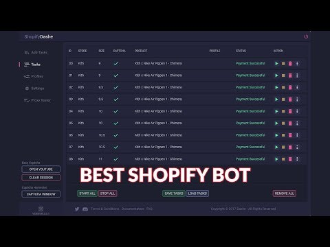 Shopify Dashe Tutorial v2: Using Dashe with Efficiency