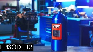 How Much Nitrous Can a Stock Engine Take?  Engine Masters Ep. 13