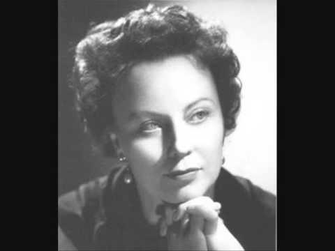 """Magda Olivero-""""Vissi d'arte..."""", Tosca, 1957"""
