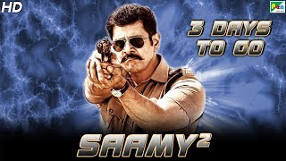 Saamy² | 3 Days To Go | New Hindi Dubbed Movie | Vikram, Keerthy Suresh, Aishwarya Rajesh