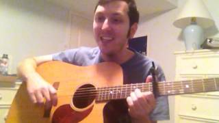 (842) Zachary Scot Johnson When I Get To The Border Richard Linda Thompson Cover thesongadayproject