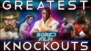 Greatest Knockouts Ever