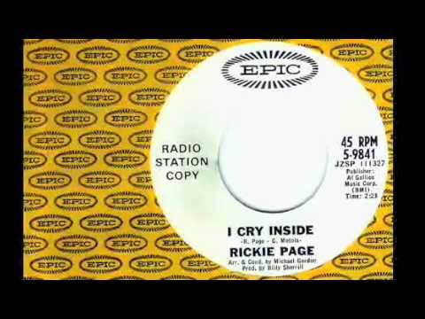 Rickie Page - I'm His Girl - Michael Z. Gordon