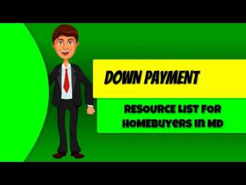 Down Payment Assistance for First Time Home Buyers in Montgomery County Maryland