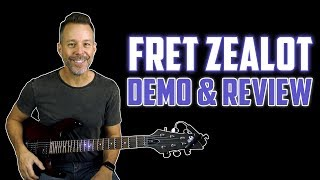 Fret Zealot - Learn Guitar With Light - Review & Demo