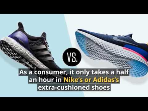 Nike's New React Running Shoe Is Flubber For Your Feet YouTube