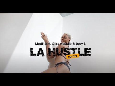 LA HUSTLE REMIX (Official video) (Reaction)