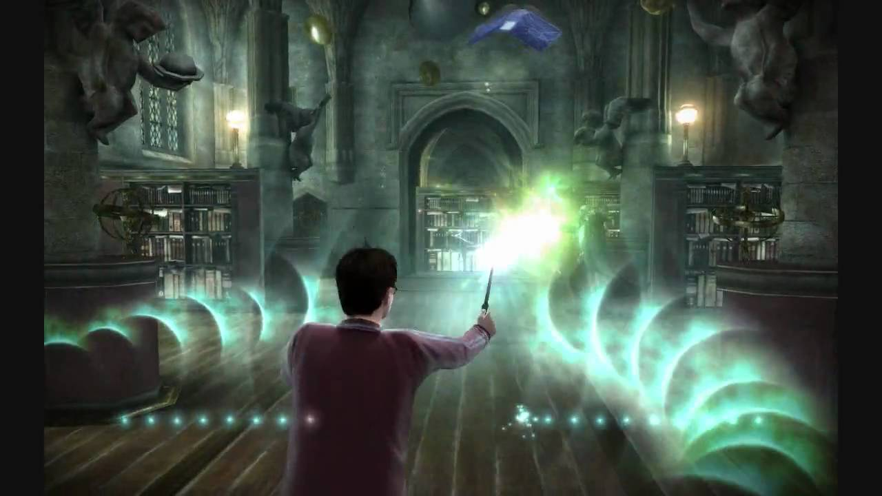 Harry Potter And The Half Blood Prince The Game