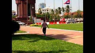 Прогулка по Пномпеню (Камбоджа)(, 2014-03-22T14:20:04.000Z)