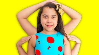 CABEÇA, OMBRO, JOELHO e PÉ - MÚSICAS PARA CRIANÇAS | Kids song | Canciones Infantiles