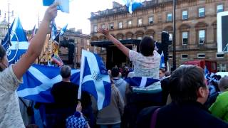 Gerry Cinnamon: Hope Over Fear, George Square, 25/04/15