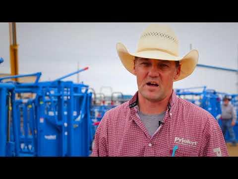 Jason King Talks Priefert Ranch Equipment