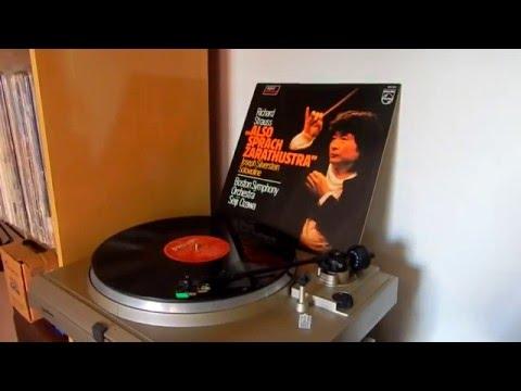 Richard Strauss - Also Sprach Zarathustra (vinyl rip)