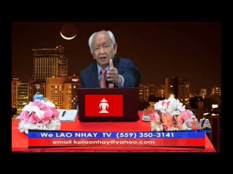 Hmong Central Valley  TV  xov xwm lao nhay talking point 6/19/17